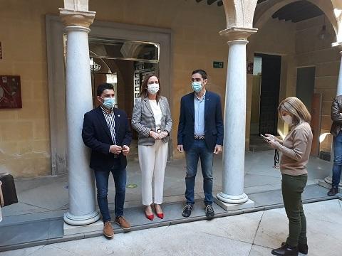 La Junta destaca que más de un millar de empresas turísticas de Jaén pueden beneficiarse de las ayudas al sector.