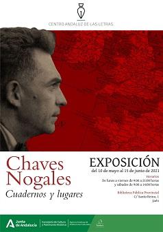 El Centro Andaluz de las Letras rinde homenaje a Manuel Chaves Nogales en Jaén.