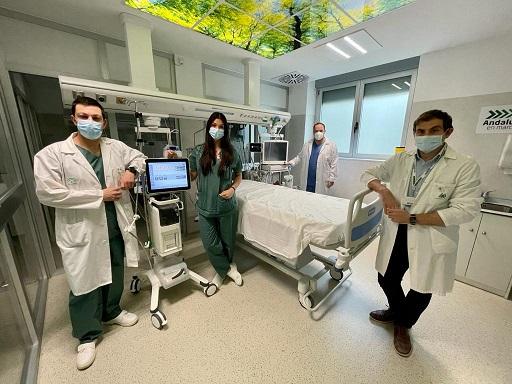 El Hospital de Jaén potencia la Coordinación de Trasplantes con dos nuevos profesionales.