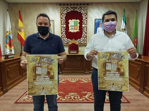 El Ayuntamiento de Marmolejo prepara una completa programación para celebrar el 27 de mayo, Día de la localidad.