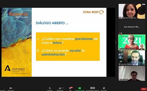 La Junta propone avanzar en la digitalización y la especialización para fortalecer al sector agroalimentario, vital en la provincia de Jaén.