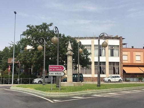 El Ayuntamiento de Andújar trabaja en la eficiencia energética y la renovación del alumbrado público.