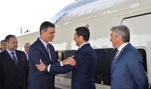 Juanma Moreno se reunirá con Pedro Sánchez en la Moncloa el próximo 17 de junio.