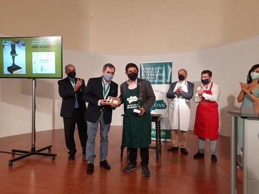 Reyes subraya que Jaén Selección ha contribuido a que el aceite de oliva jiennense sea más reconocido por su calidad.