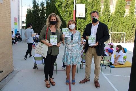 La Diputación edita unos cuadernos de pasatiempos para escolares con motivo del Día del Medio Ambiente.