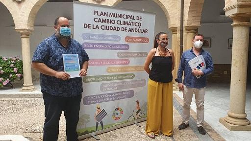 El área de Medio Ambiente de Andújar combate el Cambio Climático implantando un plan municipal para mitigar sus efectos.