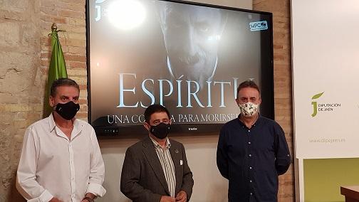 El nuevo espectáculo teatral de Santi Rodríguez llegará en el periodo estival a más de 20 municipios jiennenses.