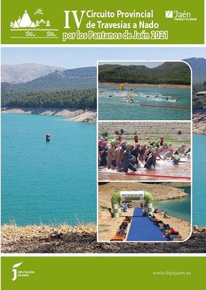 Diputación pone en marcha dos programas para aprovechar los pantanos como espacio para actividades deportivas.