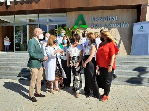 Salud y Familias destina 1,5 millones de euros para la reforma de la UCI de Linares.