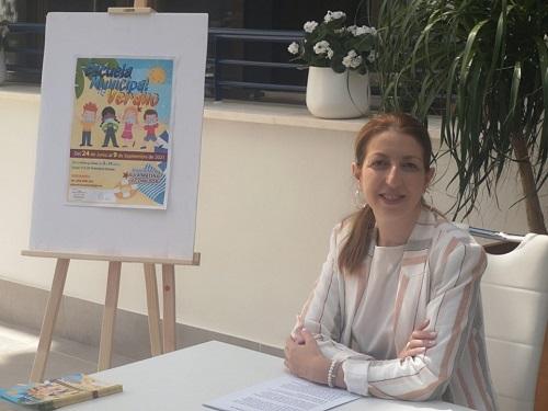 La Concejalía de Educación del Ayuntamiento de Andújar vuelve a poner en marcha la Escuela de Verano.
