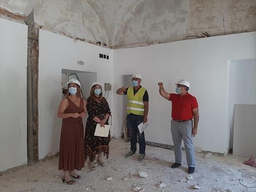 Salud invertirá 162.000 euros extraordinarios para estabilizar el Hospital Municipal de Andújar.