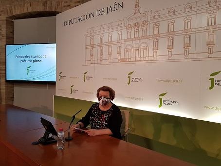 Diputación y Fundación Incyde colaborarán para ayudar a casi 90 emprendedores jiennenses a crear su propia empresa.