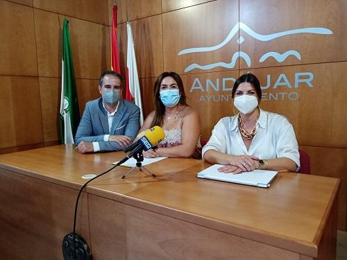 El Ayuntamiento de Andújar promueve la formación entre los vecinos del municipio con el impulso del proyecto 'Andújar por el Empleo'.