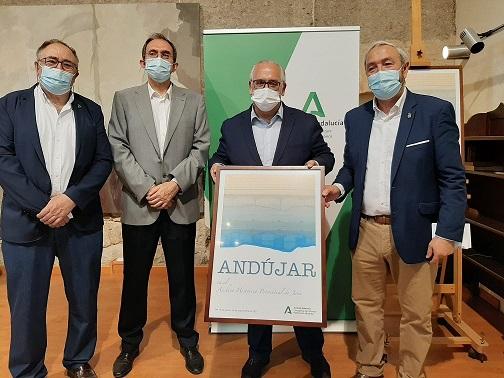 El Archivo Histórico Provincial de Jaén acoge hasta septiembre una exposición sobre Andújar.