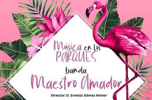 La Concejalía de Cultura del Ayuntamiento de Andújar pone en marcha una nueva actividad cultural en los días estivales, Música en los Parques.