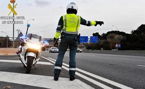 Un motorista ha fallecido en una caída en la A-319 en La Iruela (Jaén).
