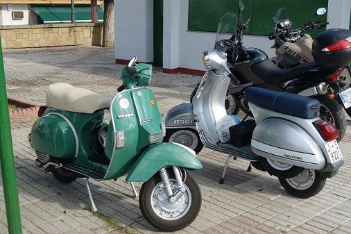 La Guardia Civil realiza una Campaña Intensiva para el control de motocicletas y ciclomotores.