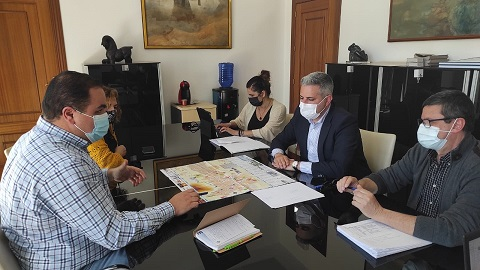 Educación tiene en marcha 3 actuaciones con un presupuesto de 836.000 euros para mejorar los centros públicos de Martos.