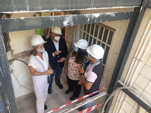 Los programas de rehabilitación de 2019 y 2020 de la Consejería de Fomento mejoran 400 viviendas de la provincia.