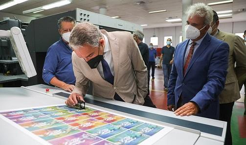 Más de 6.700 folios extraordinarios en el BOJA durante la pandemia, el equivalente a «seis Quijotes».