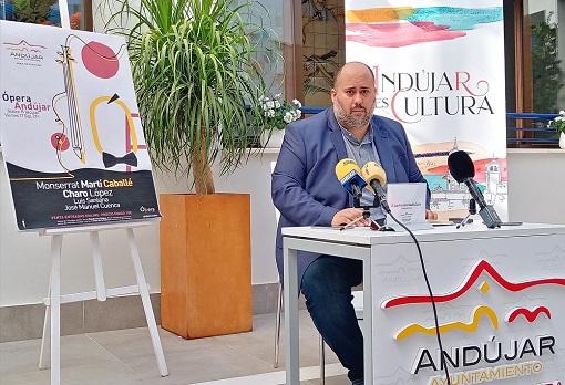 """El Teatro Principal de Andújar acogerá un espectáculo de ópera de """"gran calidad"""" enmarcado en la programación cultural de otoño."""