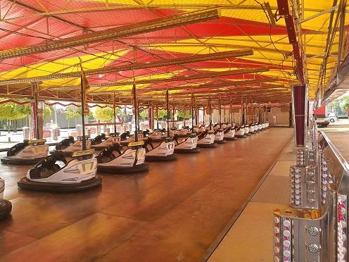 Las atracciones del Recinto Ferial de Andújar tendrán una hora sin ruido para los niños y niñas con autismo.