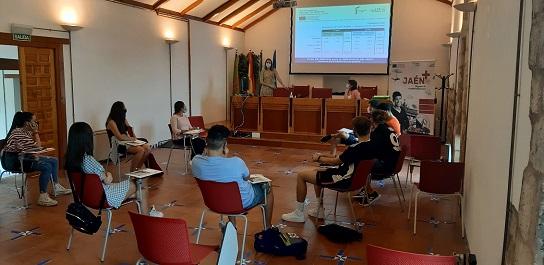 El programa Jaén+IV de la Diputación permite a una veintena de alumnos hacer prácticas en países de la UE.