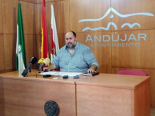 El Ayuntamiento de Andújar aplaza hasta inicios de 2022 los talleres socioculturales con el objetivo de realizar las actividades con todas las garantías y el máximo número de alumnos.