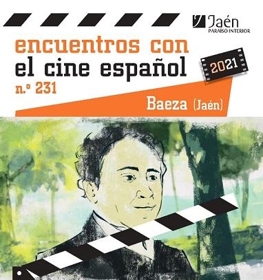"""Los Encuentros con el Cine Español regresan con la proyección de la cinta """"Antonio Machado, los días azules"""" en Baeza."""