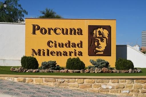 Diputación aporta 208.000 euros al proyecto para recuperar la cisterna romana de La Calderona en Porcuna.