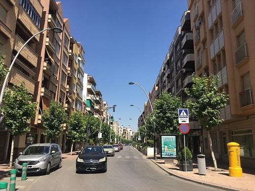 El Ayuntamiento de Andújar refuerza la seguridad con cortes de tráfico en varias calles hasta el próximo lunes.