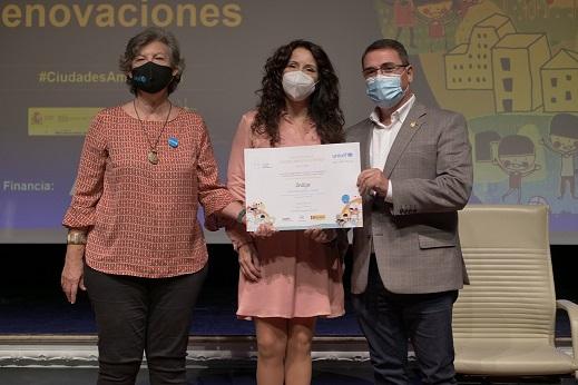 UNICEF Comité Andalucía destaca el fuerte compromiso con la infancia de los 31 municipios andaluces que han recibido o renovado el reconocimiento como Ciudad Amiga de la Infancia.