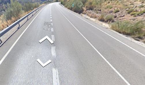 Un fallecido y un herido en un accidente de tráfico en Belmez de la Moraleda (Jaén).