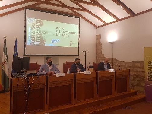 Diputación reúne a 60 autores en las I Jornadas Jaén, Paraíso Literario.