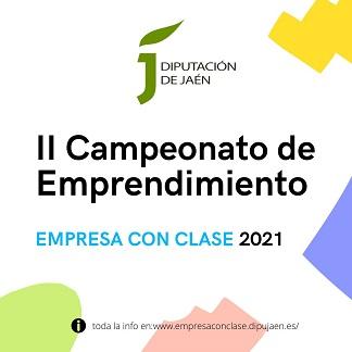 """La Diputación organiza el II campeonato de emprendimiento """"Empresa con clase"""" para estudiantes de Formación Profesional."""