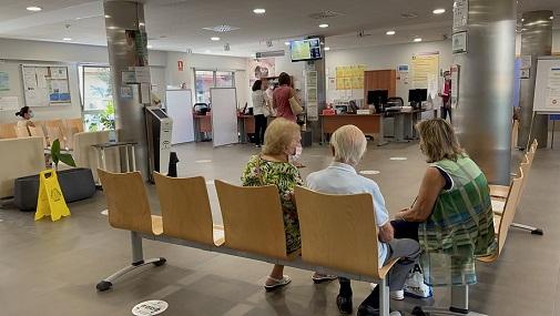Los centros de Atención Primaria retoman desde hoy la normalidad.