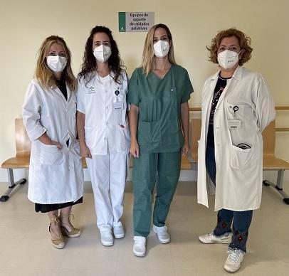 El Hospital de Jaén atiende a 420 pacientes en su Unidad de Cuidados Paliativos.