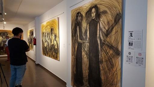 El Museo de Arte Contemporáneo Mayte Spínola alberga una nueva exposición de Fany de la Chica y Pedro Siratz.