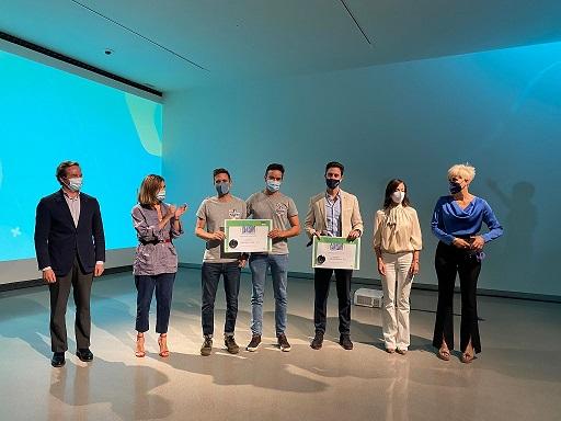 'Checktobuild'y 'Genially Web' ganan los Premios Andalucía Emprende por su innovación y su alto potencial de crecimiento.