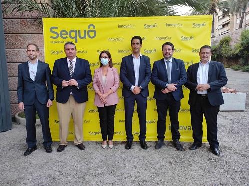 InnovaSur presenta SEQUO, su Servicio de Ciberseguridad para proteger a las empresas de las amenazas digitales.