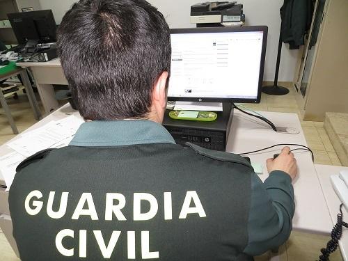 La Guardia Civil crea los Equipos @ de prevención y respuesta en materia de ciberdelincuencia.