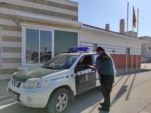 La Guardia Civil ha detenido a siete personas como presuntas autoras de Delitos de Lesiones.