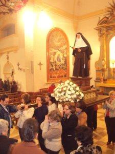 PROCESION DE SOR ANGELA DE LA CRUZ 2009 008