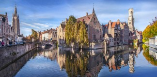 As belezas de Bruges