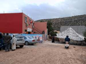 Vernissage of female painters of the Talayte Group in Alma