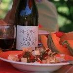 Côtes du rhône, Camping l'Art de Vivre, châteauneuf-du-Pape