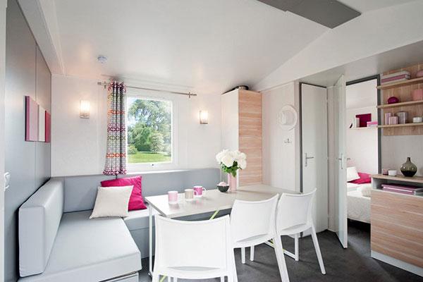 Mobilhome 3 chambres Clairette - intérieur