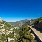 Gorges de la Nesque, Mont Ventoux, © x1klima