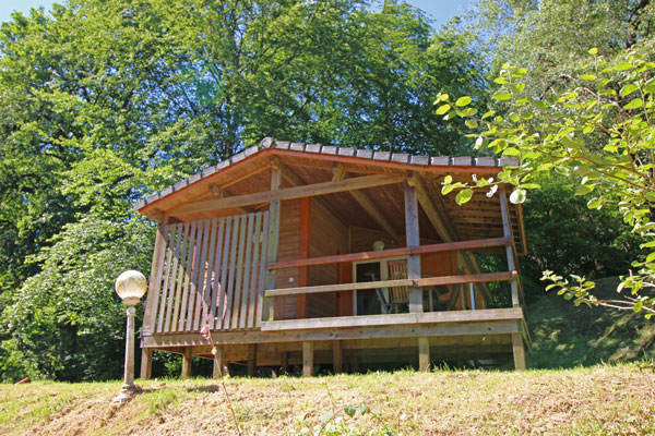 Chalet Helios H6 Camping Chalets Settons