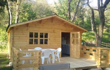 cottage bois naturel